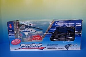 Pocket Super Infrared Radio Control Helicopter Super Lightweight #9082
