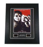 THE LOST BOYS Signed PREPRINT Film Cells MOVIE MEMORABILIA VAMPIRE GIFTS