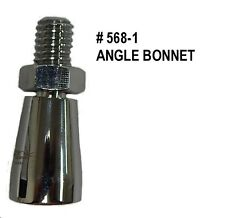 Draft Beer Faucet Angle Bonnet ONLY- Keg Kegerator Tap Tower Beer Parts -#568-1