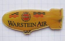 WARSTEINER AIR / ZEPPELIN  .................  Bier-Ballon-Pin (115a)