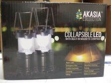 Akasia Collection2 PackCollapsible UltraBright 146 Lumen Light Camping Lantern