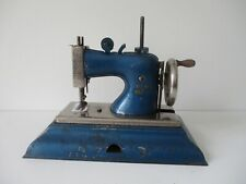 Toy Child's sewing machine Casige Blue version