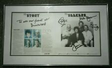 RARE! 1989 SIGNED! THE SEEKERS JULIE ANTHONY CONCERT BURSWOOD CASINO &  RECORD!