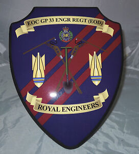 Royal Engineers Plaques