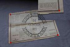 III Reich WW2 WK2  / XX / / IIWW MILITARIA TEDESCA  AHNENTAFEL RASSE RACIAL JUDE