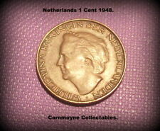Netherlands 1 Cent 1948.AH0412.