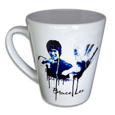 Bruce Lee - Paul Sinus Designer Porzellan Unikat, Tasse, Becher, Kaffee