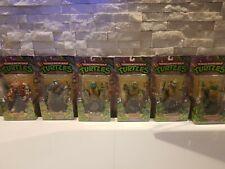 TMNT Teenage Mutant Ninja Turtles Classic Collection Complete Set 1988