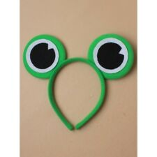Frog / Toad  Headband Fancy Dress Costume Accessory ONE SIZE FITS ALL