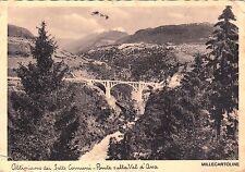# ALTIPIANO DEI SETTE COMUNI - PONTE SULLA VAL d'ASSA   1935