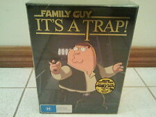 FAMILY GUY STAR WARS ITS A TRAP COLLECTORS EDITION DVD LIMITED BOXSET NEW SEALED