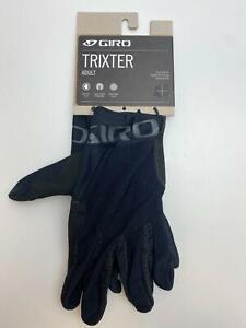 new Giro TRIXTER bicycle Long Finger GLOVES men's Black