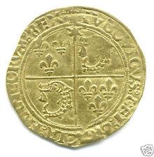 LOUIS XII (1498-1514) ÉCU D'OR AU SOLEIL DU DAUPHINE CREMIEU Dup.654