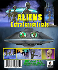 Halloween FX Aliens, Skeletons, Roaches, Ghosts, Bats 6  JON HYERS in one.
