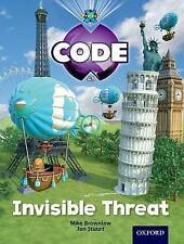 Project X Code: Wonders of the World Invisible Threat by Marilyn Joyce, Mike...