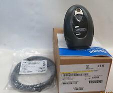 New Zebra Motorola Symbol Barcode Scanner DS4208 -SR00007WR USB Black 2D 1D