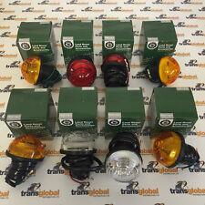 Land Rover 90 110 127 130 Light Lamp Kit - Indicators, Brake/Stop, Side Lights