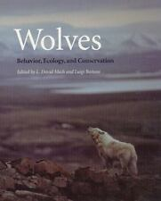 Wolves: Behavior, Ecology, and Conservation by