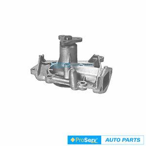Water Pump  Kia Mentor GLX, SLX Hatchback 1.5L 12/1996 - 2/1998