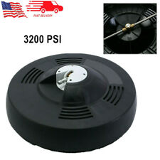 16 Inch Pressure Washer Surface Cleaner Attachment 3200 PSI Home Patio Driveway