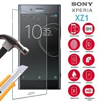 100% Genuine Tempered Glass Film Screen Protector For Sony Xperia XZ1