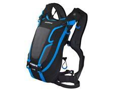 Shimano Unzen - 4 Litre Enduro Hydration Bicycle Daypack Bag Bg-dpms Black/blue