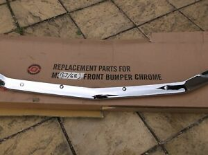 1967 FORD MUSTANG FRONT BUMPER
