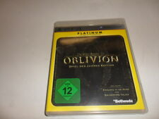 PlayStation 3 PS 3 The Elder Scrolls IV: Oblivion-Game of the Year Edition