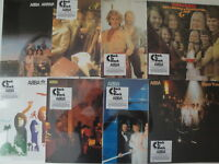 Abba: Album Collection / Sammlung / Collection Vinyl 8 LP + Downloads, neu /new