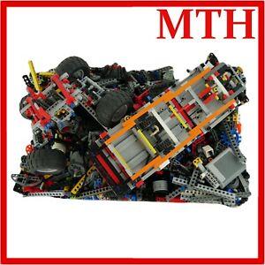 Lego Technic Bundle Bricks Plates Rods Axels Blades Couplings 2.8 KG