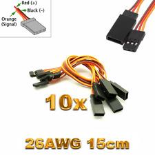 15cm 30cm RC Teile Servoverlängerung Y Kabel für JR Futaba RC Mo   bDCGRD