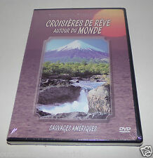 Reader's Digest DVD Cruises Of Reve Around The World : Wild America FRENCH - NEW