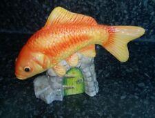 Vintage Beswick RSPCA Pet Pals Orange Goldfish Figurine JBDP2