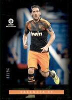 2019-20 Chronicles Soccer Panini Base Canvas #402 Daniel Parejo /35
