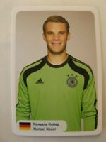 2014 World Stars Manuel Neuer team Germany Bayern Munich RARE