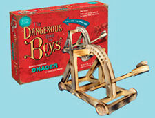 The Dangerous Boys Trebuchet / Onager Siege Engine Wooden Construction Kit 45cm
