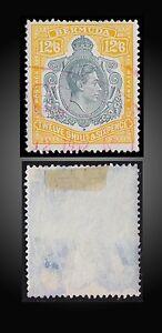 1938 - 1951 KING GEORGE VI 12 SHILLINGS 6 PENCE USED  SCOTT 127