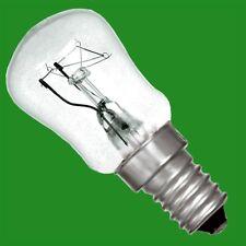 2x 15W Réfrigérateur, Congélateur, Appareil Ampoules Pygmées SES, E14 Lampes
