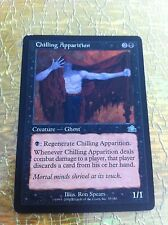 4 x MTG - Chilling Apparition - Uncommon Prophecy