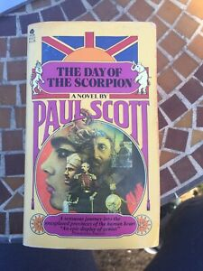 The Day Of The Scorpion By Paul Scott Paperback