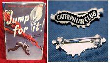 GERALD BOWMAN - THE CATERPILLAR CLUB - 1/1 & BONUS CATERPILLAR - 1955