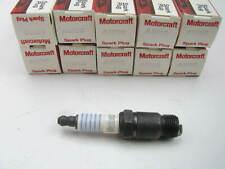 (10) Motorcraft ASF3C Ignition Spark Plugs - Copper Resistor