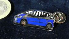 Mercedes Benz daimler chrysler pin badge MB a clase azul plata
