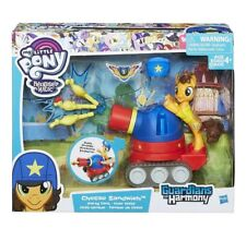 My Little Pony Guardians of Harmony Cheese Sandwich Pony with Party Tank - NEW!