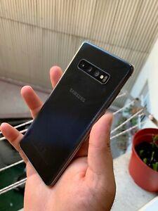 Samsung Galaxy S10+ SM-G975F/DS - 128GB - Prism Black (Libre) 8 GB RAM