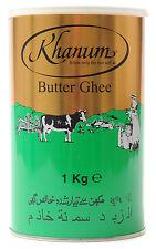 Khanum Butter Ghee, 1000g 0 cm x 0 cm x 0 cm NEU & OVP
