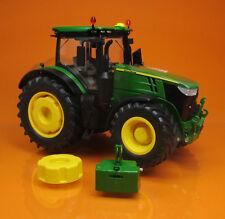 Wiking 077837 Traktor John Deere 7310 R Scale 1 32 NEU OVP