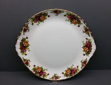Royal Albert Gebäckteller / Kuchenplatte - Old Country Roses - 29 cm