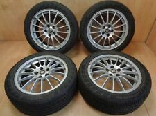 "Alloy wheels set 17 pouces - ""antara"" 15 spoke-jaguar s-type 1999-2007 # 1336"
