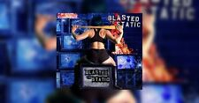 BLASTED TO STATIC - Same - Vinyl LP Black + CD Jeff Martin Racer X Neu New